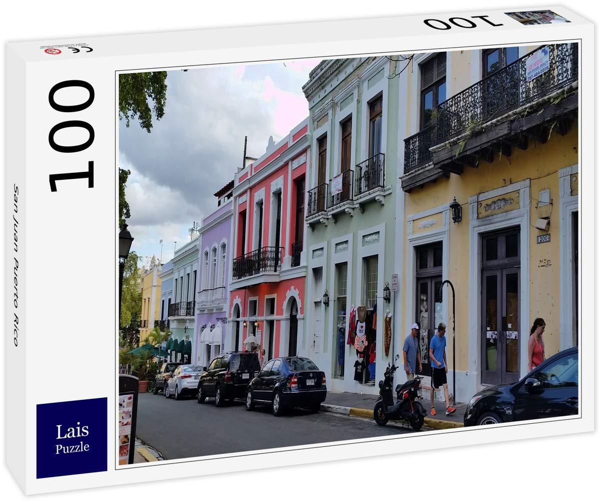 Lais Puzzle San Juan Puerto Rico 100 Piezas: Amazon.es: Juguetes y ...