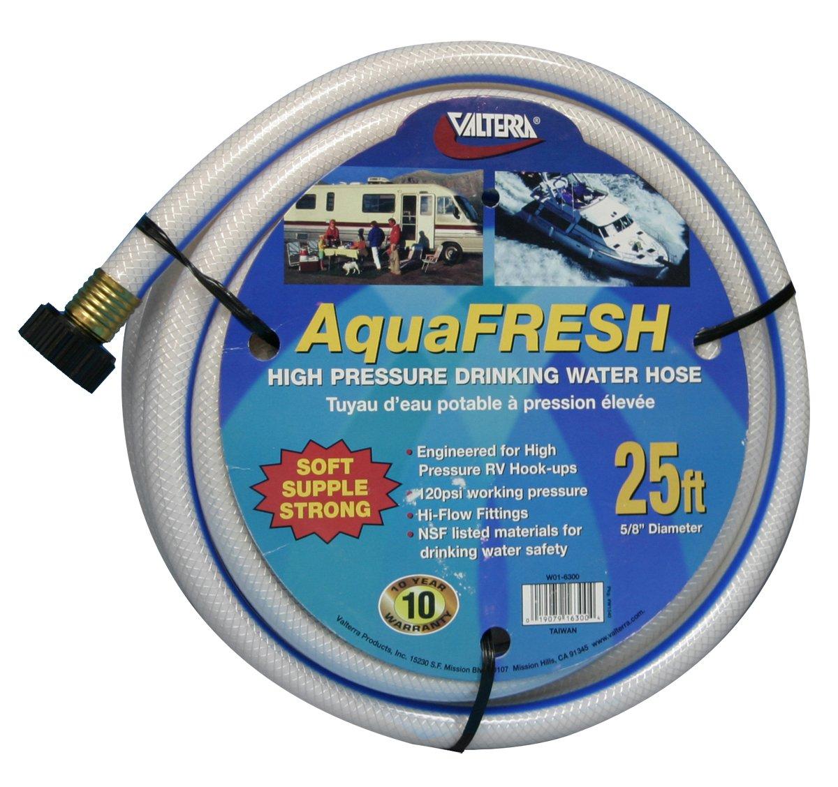 Winter water hose rv