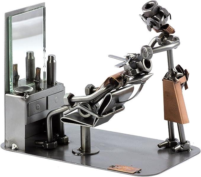 Steelman24 I Barbero con Grabado Personal I Made in Germany I Idea ...