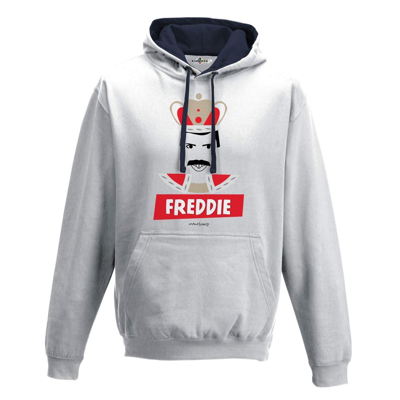 KiarenzaFD Sudadera Capucha Bico Parodia Vintage Creation Freddie ...