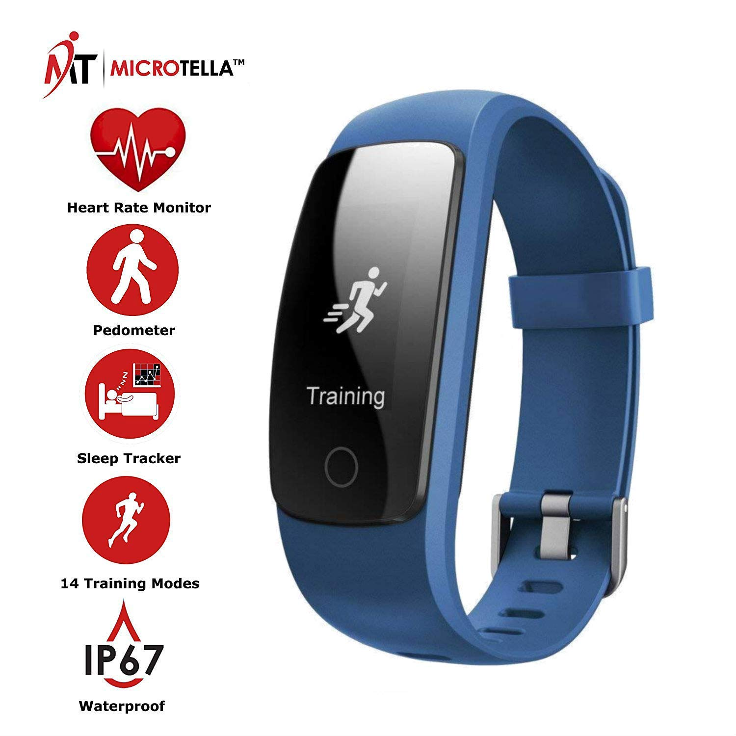 Mictrotella Fitness Tracker