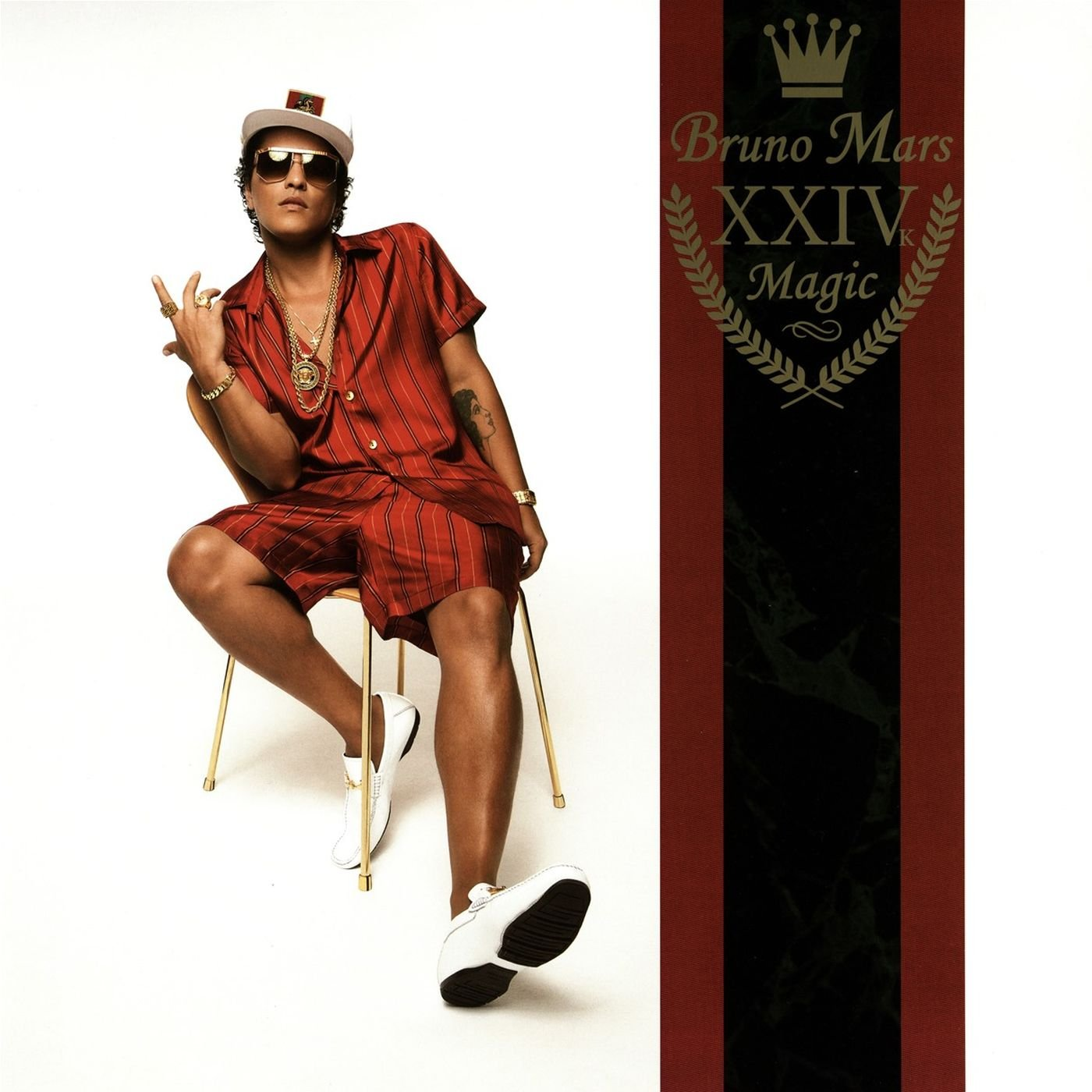 Vinilo : Bruno Mars - 24k Magic (Digital Download Card)