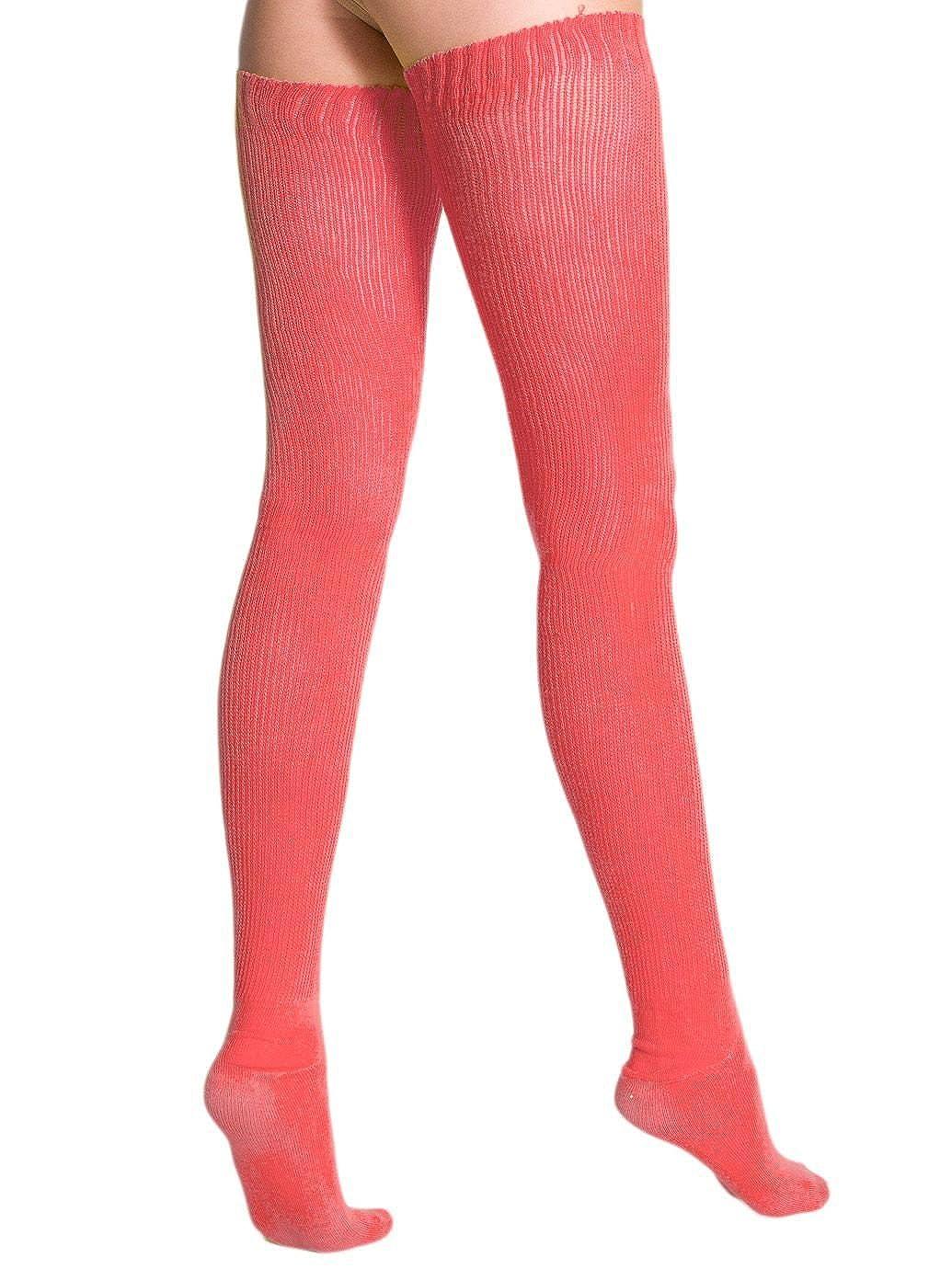 American Apparel - Calcetines hasta la rodilla - Ropa - para mujer Pomegranate: Amazon.es: Ropa y accesorios