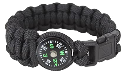 Amazon.com   Rothco Paracord Compass Bracelet   Sports   Outdoors 5ebee22adbc