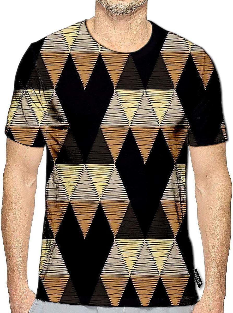 YILINGER T-Shirt 3D Printed Slogan Hell Yeah Pattern Casual Tees
