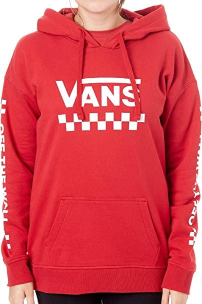 sweat rouge vans