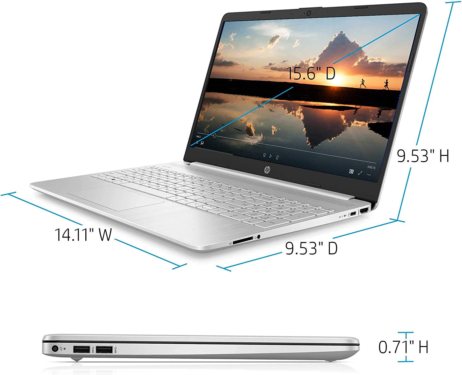 HP  FHD Laptop