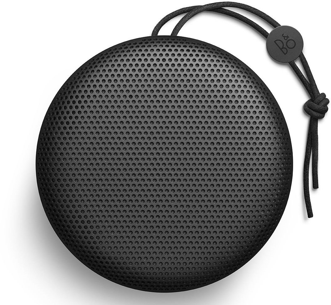 Bang & Olufsen Beoplay A1 Wireless Speakers (Black)