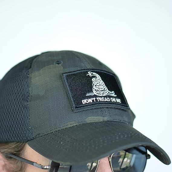 Amazon.com  Military Tactical  MESH  Hat Bundle  20-in-1 Tool ... a83cf3cc3bb