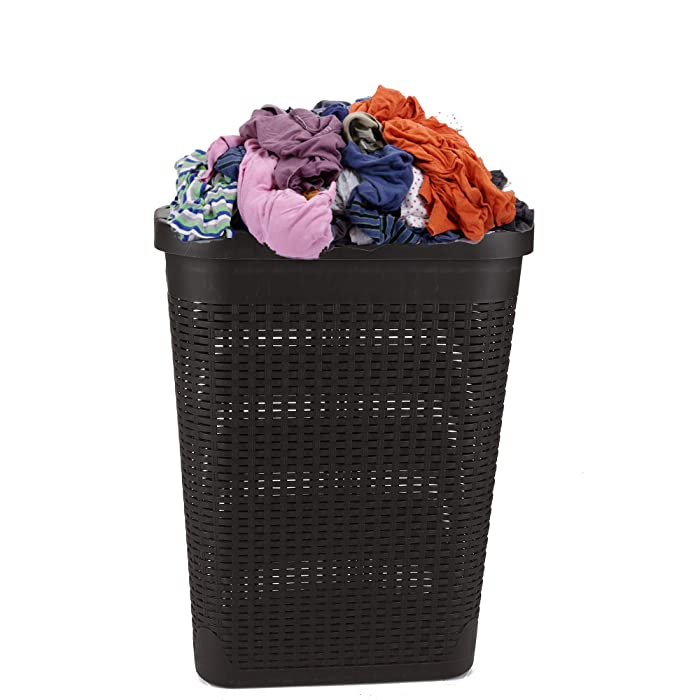Top 9 Wicker Hampers For Laundry With Lid
