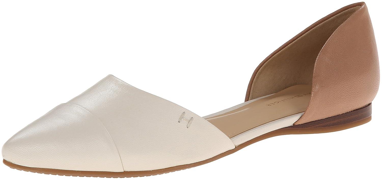 Tommy Hilfiger Women's Naree3 Ballet Flat B00PD9VG56 8 B(M) US Cream/Tan