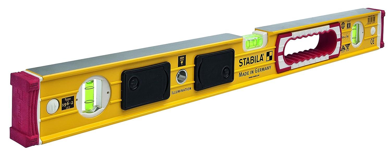 Stabila 17393 196-2 LED Spirit Level 120 cm: Amazon.co.uk: DIY  for Spirit Level Instrument  21ane