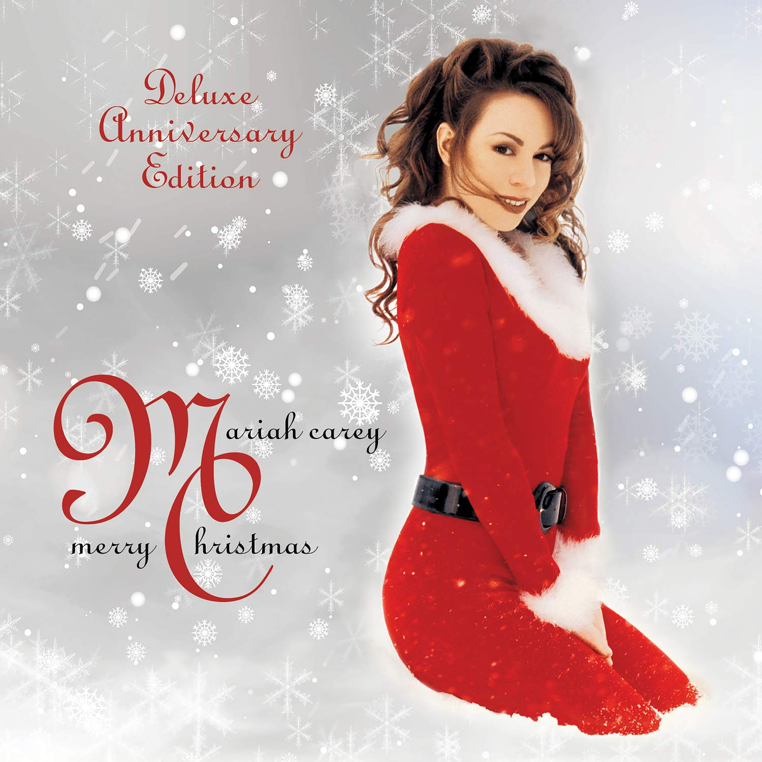 Mariah Carey Merry Christmas.Mariah Carey Merry Christmas Deluxe Anniversary Edition