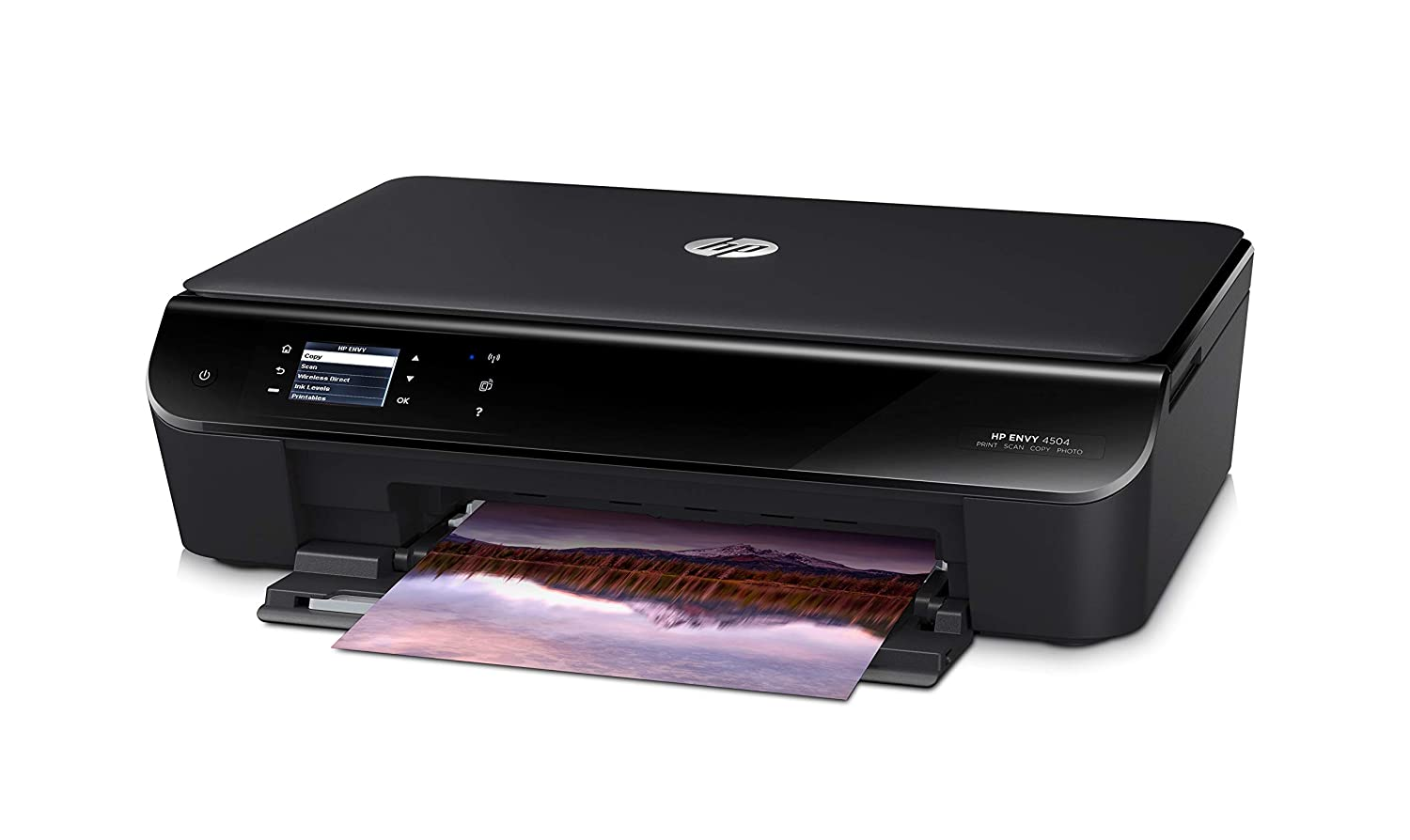 HP ENVY 4504 e-All-in-One Printer - Impresora multifunción: Amazon ...