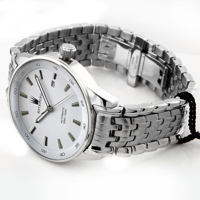 Astboerg Jakarta AT841MW Herren Armbanduhr Automatikuhr