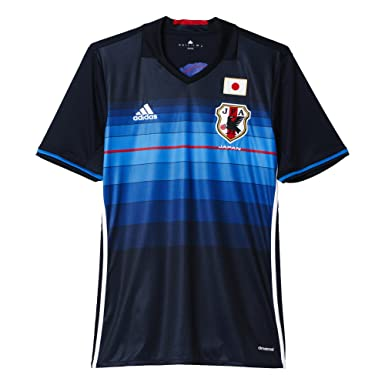 d081582fc763b Amazon.com  adidas Japan Football Soccer Jersey Replica AA0308  Clothing