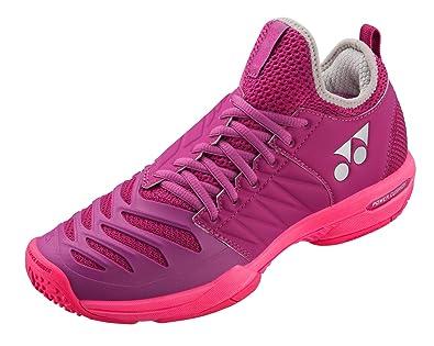 Yonex Power Cushion Fusion Rev 3 Women s Clay Court Tennis Shoe abea8325459