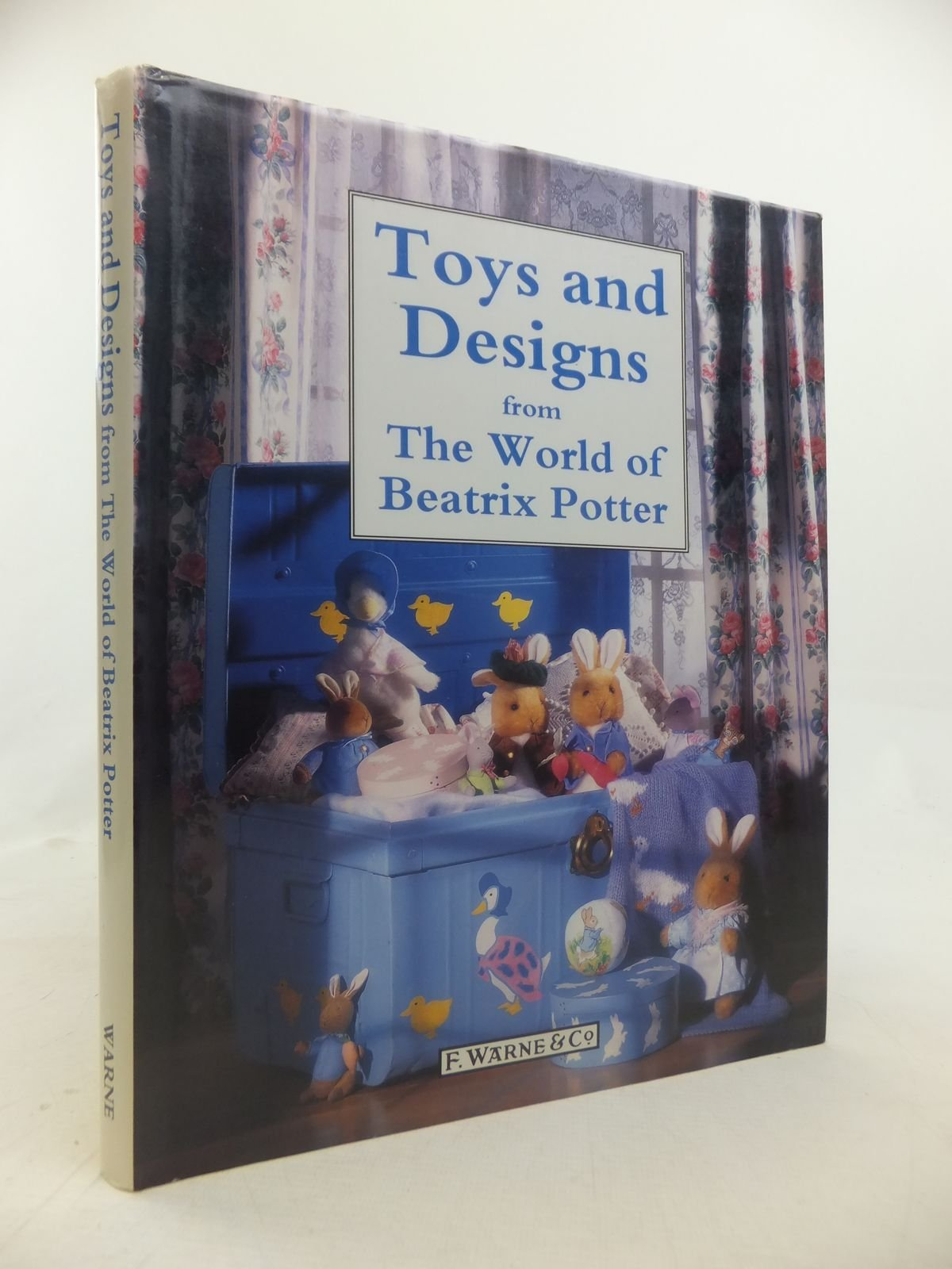 Toys And Designs from the World of Beatrix Potter: Amazon.co.uk ...