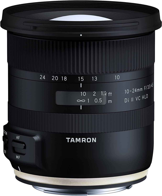 Tamron Canon Ef Aps C 10 24mm F Kamera