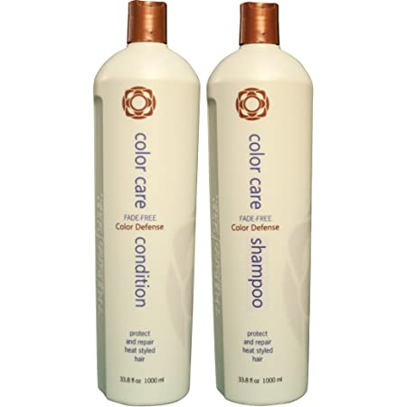 Thermafuse Shampoo and Conditioner