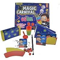 Jainson Magic Carnival Magic Set - 65 Tricks - Magic Illusion Tricks Trick Magician