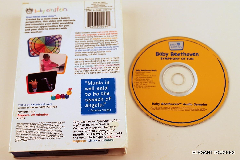 Baby Einstein Baby Beethoven Dvd Menu Trusorre