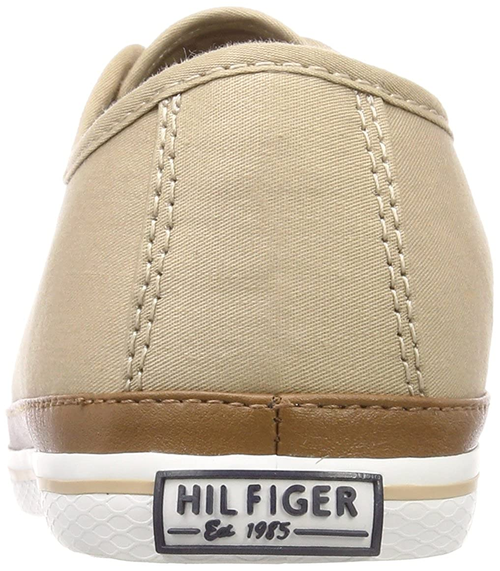 2f71e6677ae24 Tommy Hilfiger Women s s Iconic Kesha Sneaker Low-Top  Amazon.co.uk  Shoes    Bags