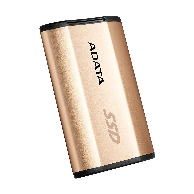 ADATA SD700 3D NAND 1 TB Ruggedized Water//Dust//Shock Proof External Solid State Drive Black ASD700-1TU3-CBK