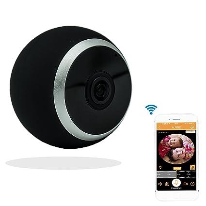 Hot chfire WiFi Cámara IP con aplicación HD 960P Vigilancia inalámbrico Panorama (giro de 360