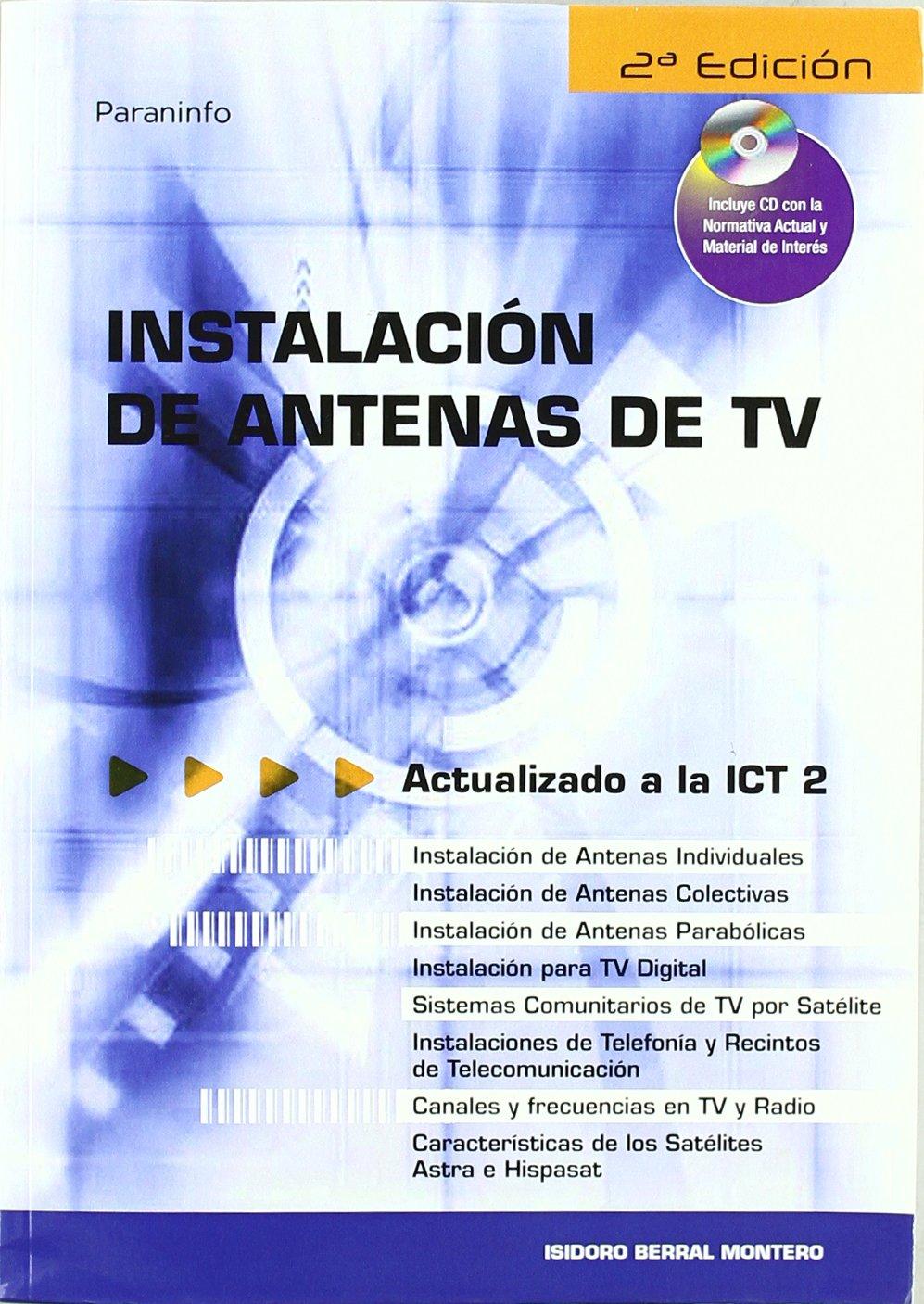 Instalación de antenas de televisión: Amazon.es: BERRAL ...