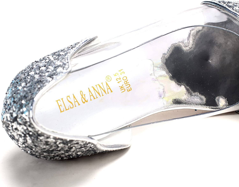 ELSA /& ANNA/® Ballerines Princesse Reine de Neiges SIL15-SH