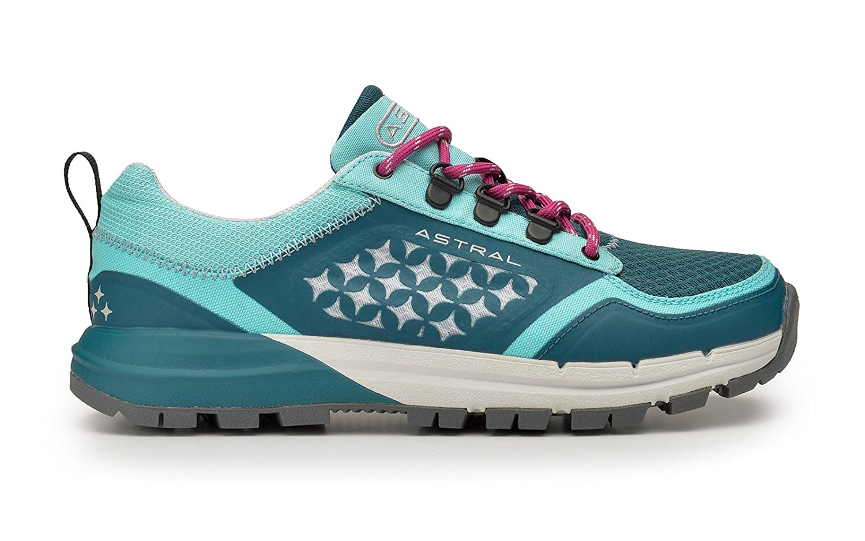 Astral TR1 Trek Women's Water Hiking Shoe B01LZBOISJ 10.0|Turquoise Teal