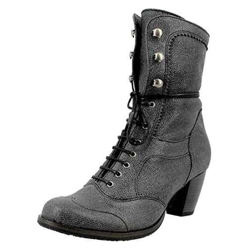 negro 35 es Zapatos Dkode Para Botas Negro Amazon Y Mujer qT7vH