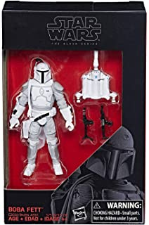 Star Wars 2017 The Black Series Boba Fett Prototype Action Figure 375 Inches