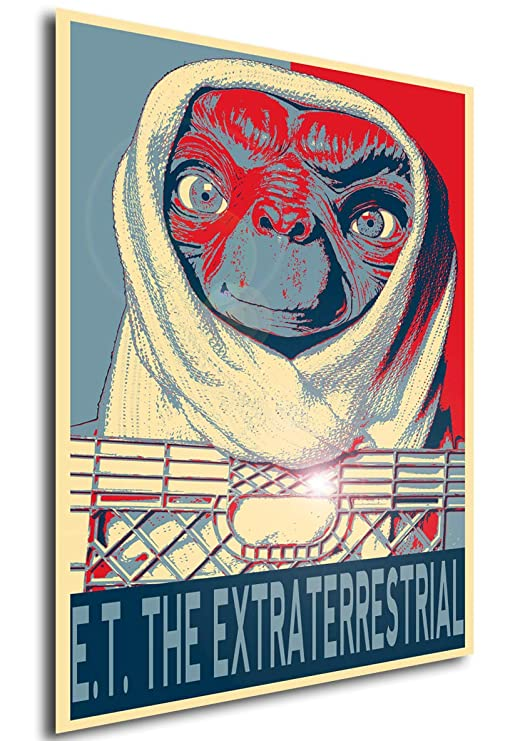 Instabuy Poster - Propaganda Full - E.T. (Cartel 70x50 ...