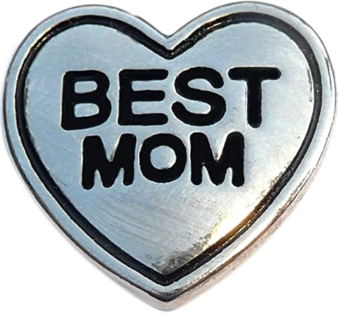 Snap Jewelry 18mm Best Mom Snap