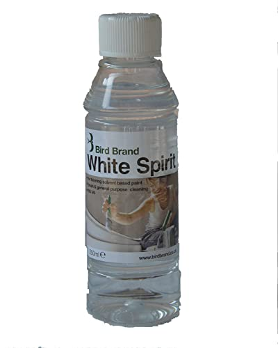 Bird Brand 250ml White Spirit