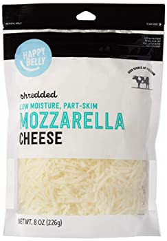 Happy Belly Low Moisture Mozzarella Cheese
