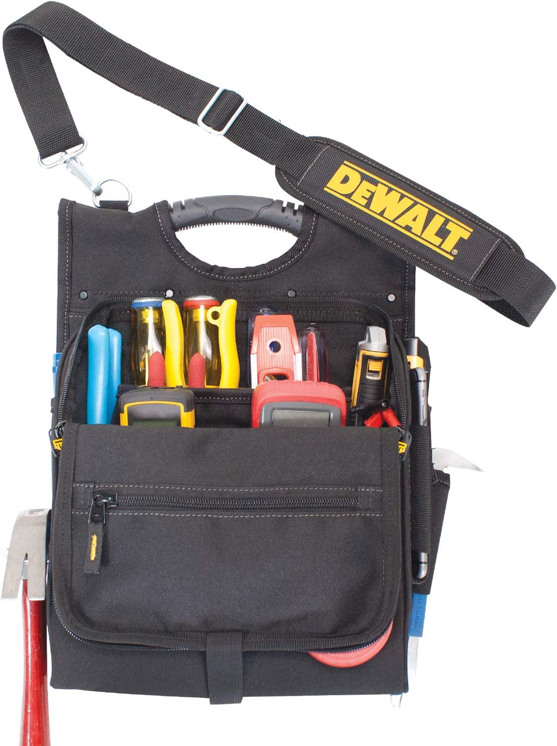 DEWALT DG5609 Zippered Electrician's Tool Pouch