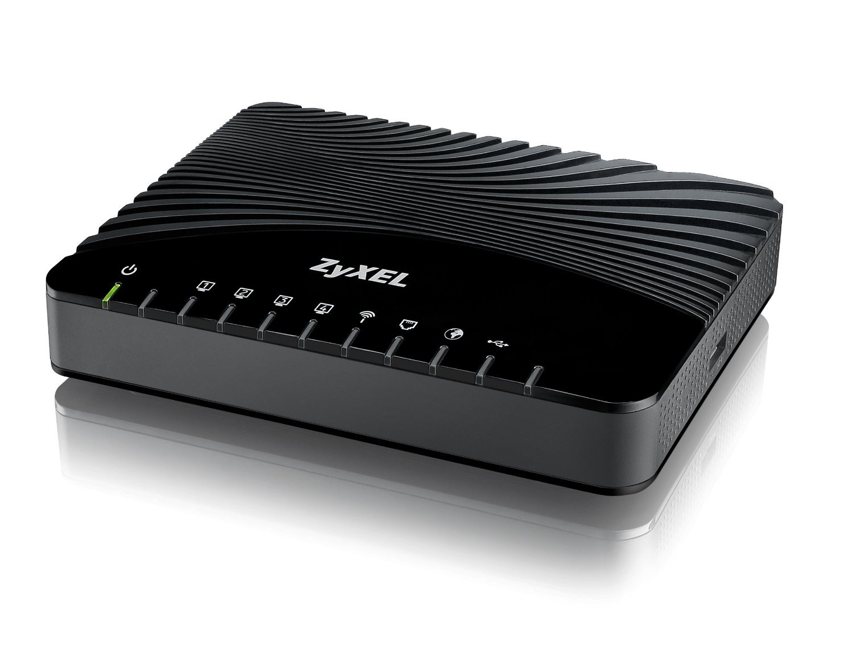 Anexo A Zyxel Gateway inal/ámbrico N300 VDSL2 de 4 puertos con USB VMG1312-B10A POTS