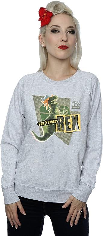 Disney mujer Toy Story Partysaurus Rex Camisa De Entrenamiento