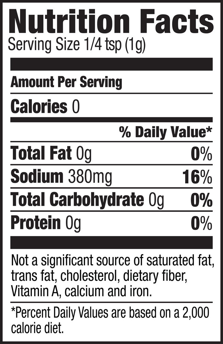 1 lb. Bulk Bag - Authentic Italian Black Truffle Salt by San Francisco Salt Company (Image #7)