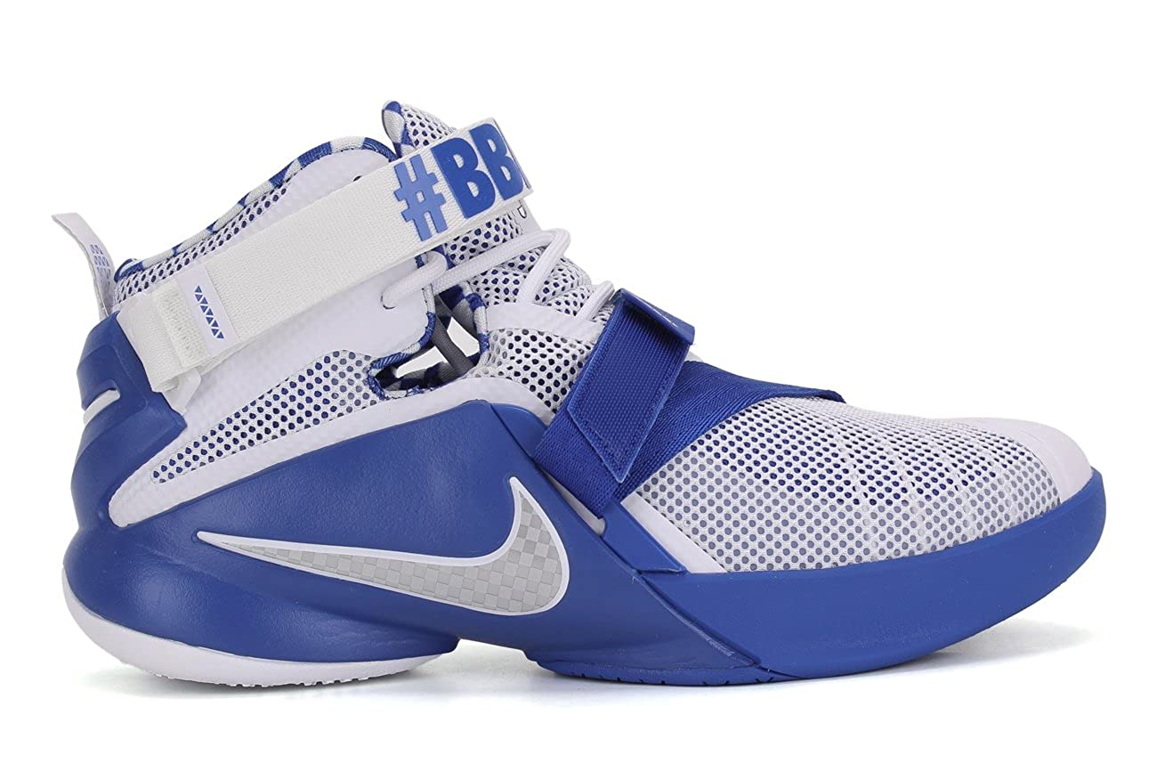 dae32c9d4ad3 Nike Kid s Lebron Soldier IX GS