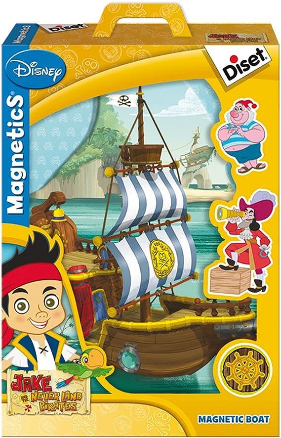 Diset - Magnetic Jake y los Piratas del Caribe (46547): Amazon.es: Juguetes y juegos