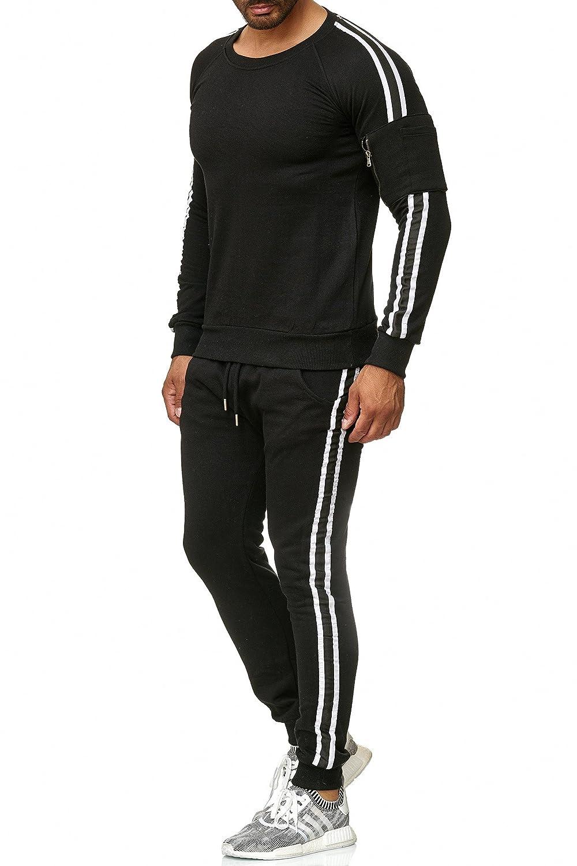 Sweatshirt Oberteil RS-5077 Reslad Herren Jogginganzug Trainingsanzug Sportanzug Jogging-Hose