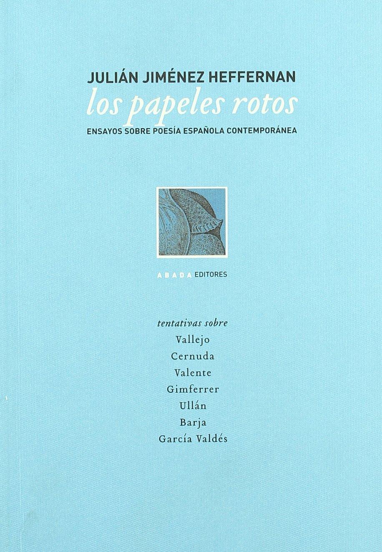 Papeles Rotos (LECTURAS DE TEORÍA LITERARIA)