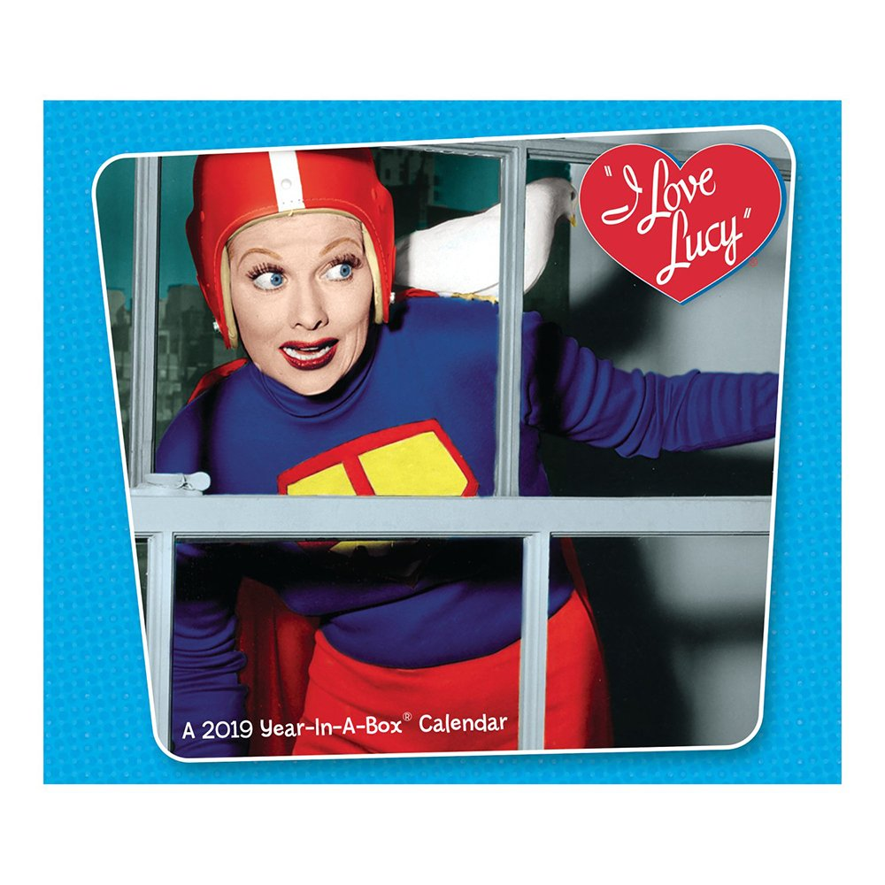 Read Online I Love Lucy Year-in-A-Box (2019) pdf epub
