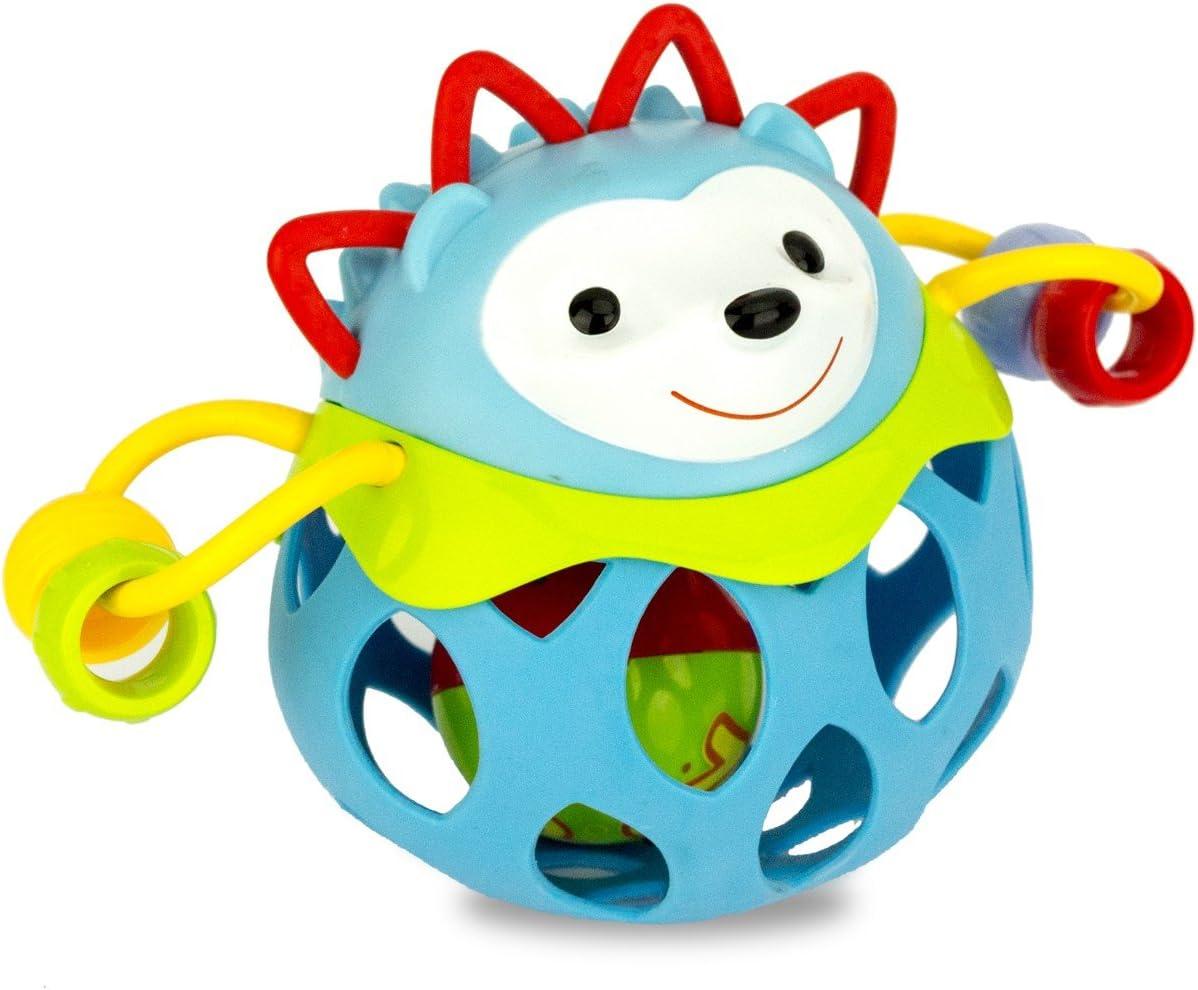 397366 Sonajero bebé con pelota RICCIO CIGIOKI juego educativo ...