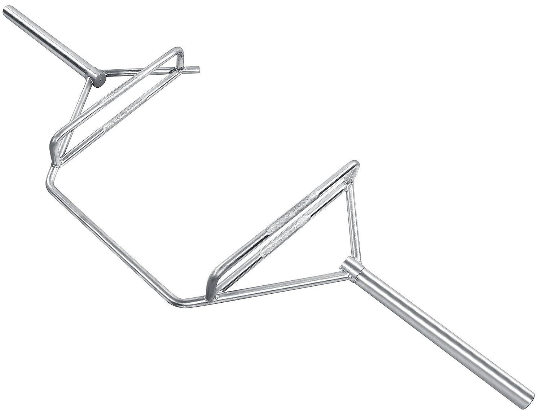 HulkFit Olympic 2-Inch Hex Weight Lifting Trap Bar 1000-Pound Capacity