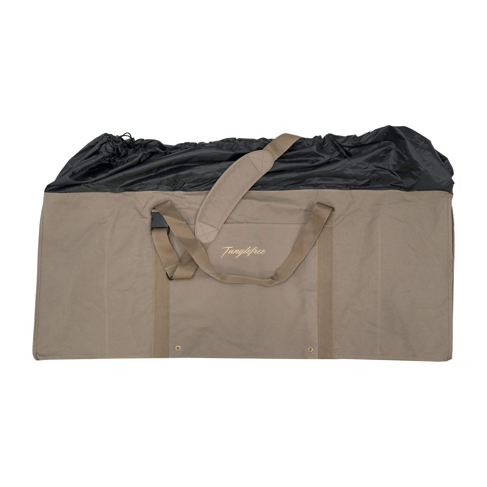 Tanglefree 12 Slot Mid-Size Goose Decoy Bag 50'' Long, 17.5'' Wide, 20.5'' Deep with 8'' x 8.5'' Pocket Size by Tanglefree (Image #1)